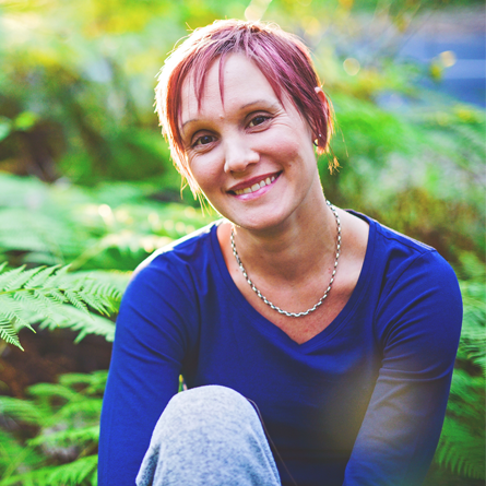 Amanda the founder of Motherhood By Design
