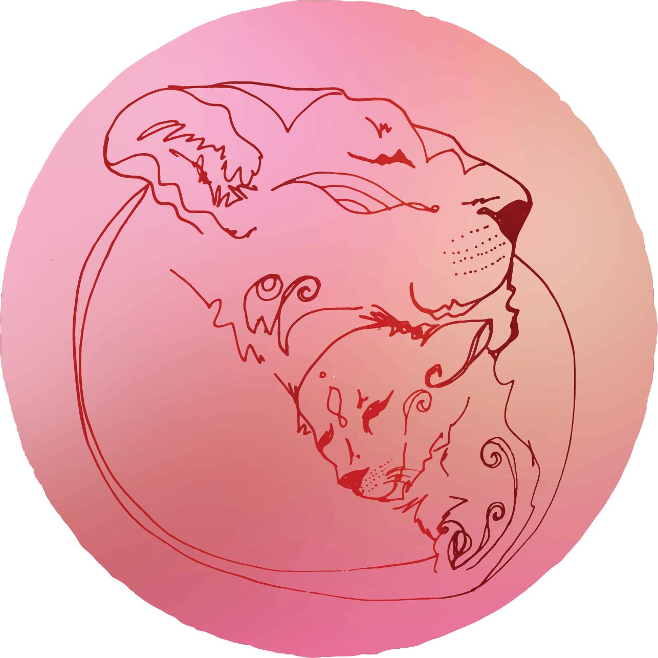 Lioness image - a type of parenting style